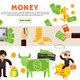 Flat Financial Icons Collection - GraphicRiver Item for Sale