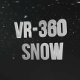 VR-360° Snow Falling Overlay - VideoHive Item for Sale