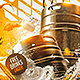 Beer Party Flyer - GraphicRiver Item for Sale