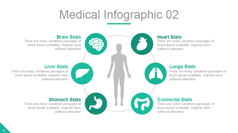 Medical and healthcare powerpoint presentation template by rojdark png previewmedical powerpoint templates ppt slides 031 toneelgroepblik Image collections
