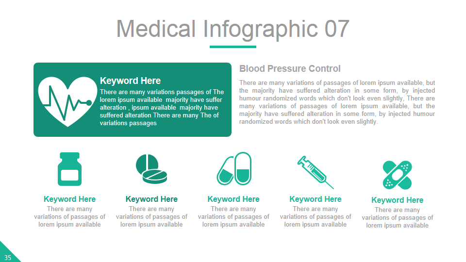 Medical and healthcare powerpoint presentation template by rojdark png previewmedical powerpoint templates ppt slides 035 toneelgroepblik Images
