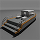 High Speed Patrol Boat - 3DOcean Item for Sale
