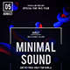 Minimal Sounds - GraphicRiver Item for Sale