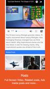 Post screen.  thumbnail