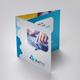 Business Square Tri-Fold Brochure
