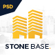 Stone Base | Construction & Building PSD Template - ThemeForest Item for Sale