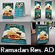 Ramadan Restaurant Advertising Bundle