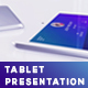 Tablet Presentation - White Version - VideoHive Item for Sale