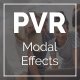 PVR - Modal Effects