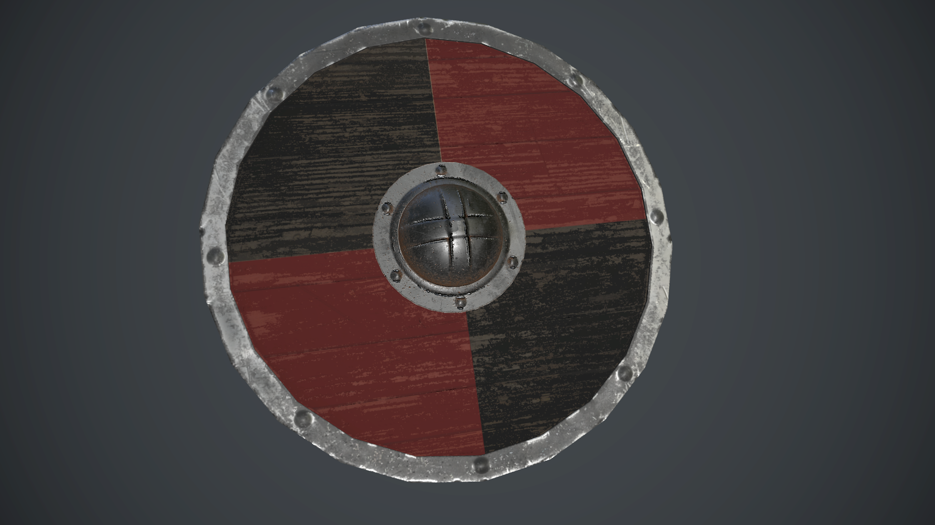 Viking Shield Pack By AaronJagger