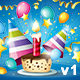 Happy Birthday Card v1 - CodeCanyon Item for Sale