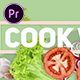Cooking Show Bumper I MOGRT for Premiere Pro - VideoHive Item for Sale