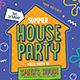 Summer House Party Flyer - GraphicRiver Item for Sale
