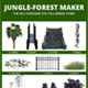 Jungle-Forest Builder - GraphicRiver Item for Sale