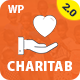 Charitab Charity - Crowdfunding Charity WP - ThemeForest Item for Sale