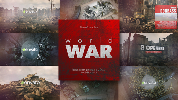 World War Broadcast Package vol.3 21849050