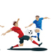 Soccer Players. - GraphicRiver Item for Sale