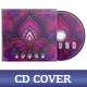 Abstract CD Cover Artwork Template - GraphicRiver Item for Sale