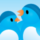 Twitter Birds - GraphicRiver Item for Sale
