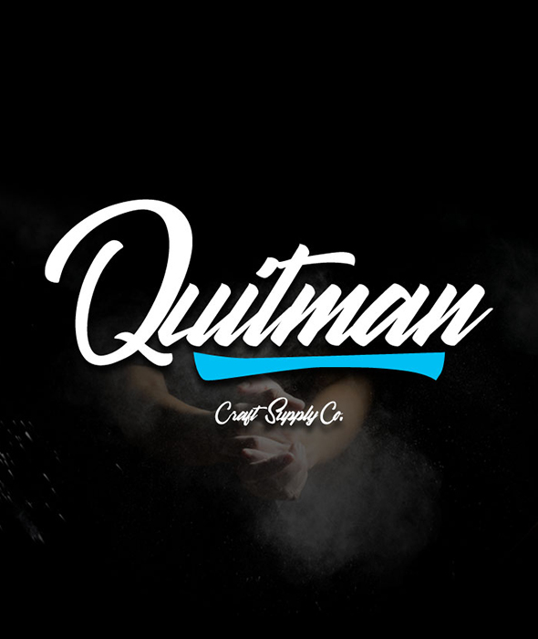 Quitman Script - Script Fonts