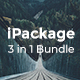 3 in 1 Package Bundle Powerpoint Template