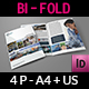 Company Profile Bi-Fold Template Vol.44 - GraphicRiver Item for Sale