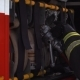 Fire Hoses at Fire Station - VideoHive Item for Sale