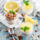 Yogurt with granola and grapefruit - PhotoDune Item for Sale