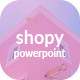 Shopy - Catalogue PowerPoint Template - GraphicRiver Item for Sale