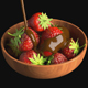 Strawberry in Chocolate - VideoHive Item for Sale