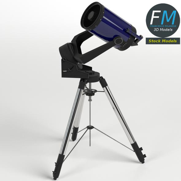 Telescope - 3DOcean Item for Sale
