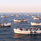 Many Boats on the Sea - VideoHive Item for Sale