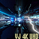 VJ Hi-Tech Space - VideoHive Item for Sale