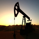 Oil Pump on Sunset 4k - VideoHive Item for Sale