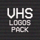 VHS Logos Pack - VideoHive Item for Sale
