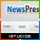 NewsPress - HTML Nulled