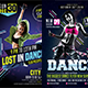 Dance Flyers Bundle - GraphicRiver Item for Sale