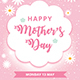 Mother's Day simple Flyer Template - GraphicRiver Item for Sale