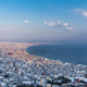 Panorama view of Japan Hokkaido Hakodate city from Mount Hakodate during winter - PhotoDune Item for Sale