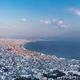 Panorama view of Japan Hokkaido Hakodate city from Mount Hakodate during winter - PhotoDune Item for Sale