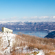 Scenic view of Lake Toya from Mount Usu or Usuzan in Hokkaido Japan - PhotoDune Item for Sale