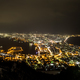 Night panorama view of Japan Hokkaido Hakodate city from Mount Hakodate - PhotoDune Item for Sale