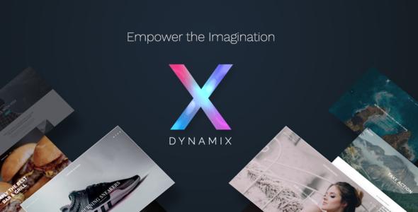 DynamiX - Business / Corporate WordPress Theme - Business Corporate