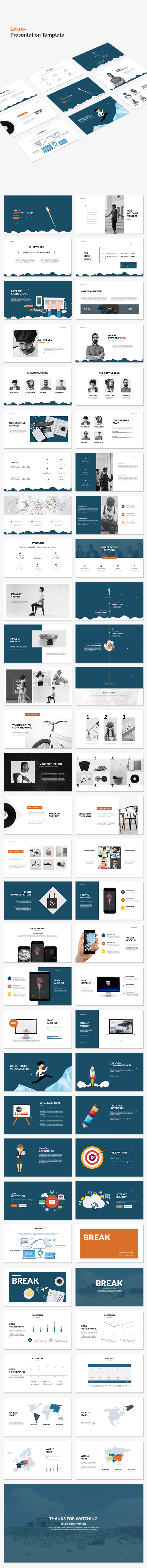 Lekro Powerpoint Presentation Template