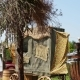 Rags Drying on the Clothesline in the Village - VideoHive Item for Sale