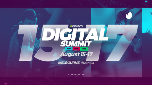 Digital Summit // Event Promo - 21860651