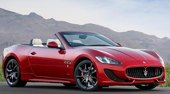 Red convertible maserati granturismo mc by vikibwire - Maserati granturismo red interior ...