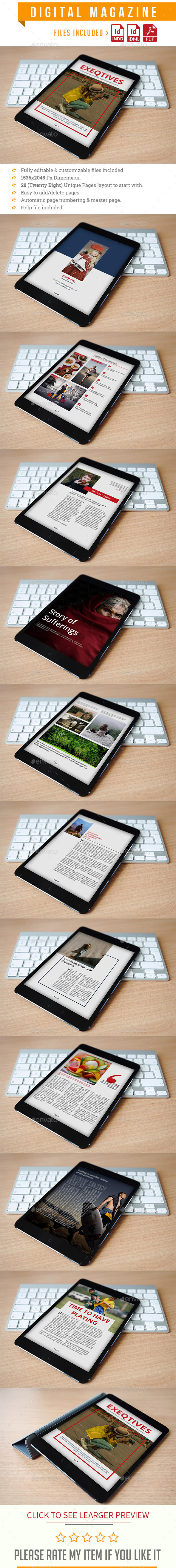 Digital Magazine - Digital Magazines ePublishing