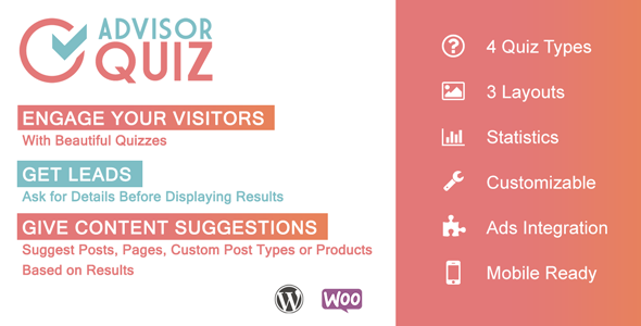 Advisor Quiz            Nulled