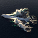 Passenger Plane Landing on Water - VideoHive Item for Sale